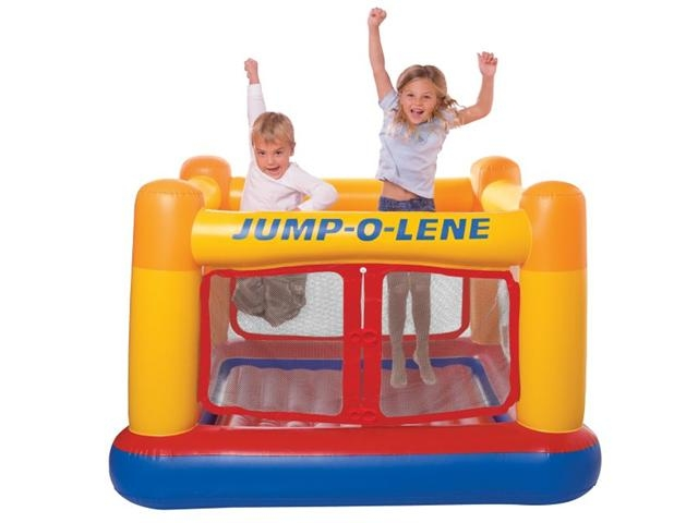 JUMP-O-LENE TRANSPARENT  RING BOUNCE 48264NP